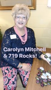 "Carolyn Mitchell and the folks at Lauderdale CLC wanted to Rock their community to bring awareness to the needs of elders where they live. They purchased some smooth stones from the local Dollar Tree and brought them back to the facility to paint. The elders painted Psalms 71:9, and the homes initials – LCLC on the rocks and then hid them throughout the community. So as people in the community began to discover the rocks, they knew right where they came from and they would post pictures on Facebook or call the home when they found them. ""It's been a fun way to connect with the community"", said Mitchell. It's also a great way to encourage people to look up Psalm 71:9 and be reminded of David's prayer, ""Do not cast me away when I am old."" Why not make this your 719 Project too! Send us your story and we will post it to the page."
